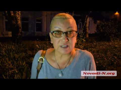 Видео 'Новости-N': Конфликт в маршрутке, версия пострадавших