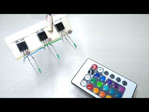 Superb Idea with Triac BT136   Electronic project  