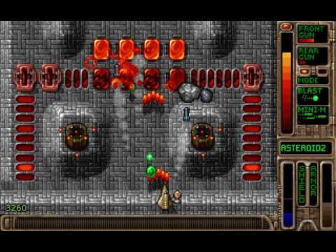 Tyrian 2000 Longplay (PC DOS)