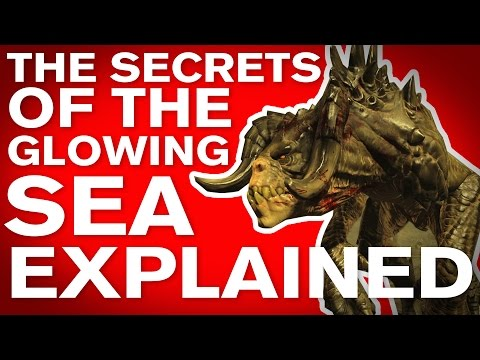The SCIENCE! Behind the Glowing Sea in Fallout 4