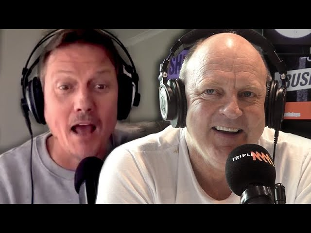 Billy's Inappropriate Joke About A Nudist Colony | Rush Hour with JB & Billy | Triple M