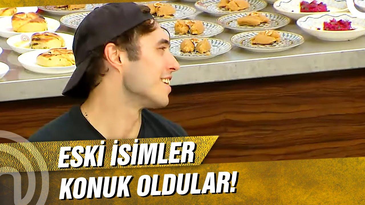 Eski Yarışmacılar Tadım Yaptılar | MasterChef Türkiye 70. Bölüm
