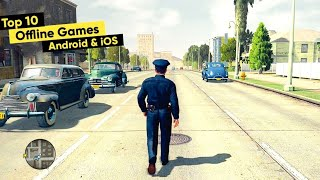 Top 10 OFFLINE Games for Android & iOS of July 2020 | High Graphics