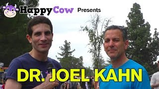 Dr. Joel Kahn Interviewed - Dr. Joel Kahn - Which Diseases Can Be Reversed By A Vegan Diet?