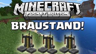 [fred] BRAUSTAND! || MINECRAFT POCKET EDITION! || Survival Island #26 || [Deutsch/German HD+]