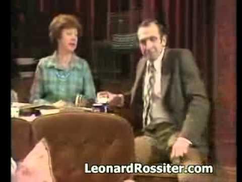 I Tell You It's Burt Reynolds 1977 Leonard Rossiter