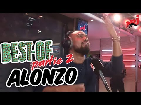 Best-of avec Alonzo / partie 2 - Guillaume Radio sur NRJ