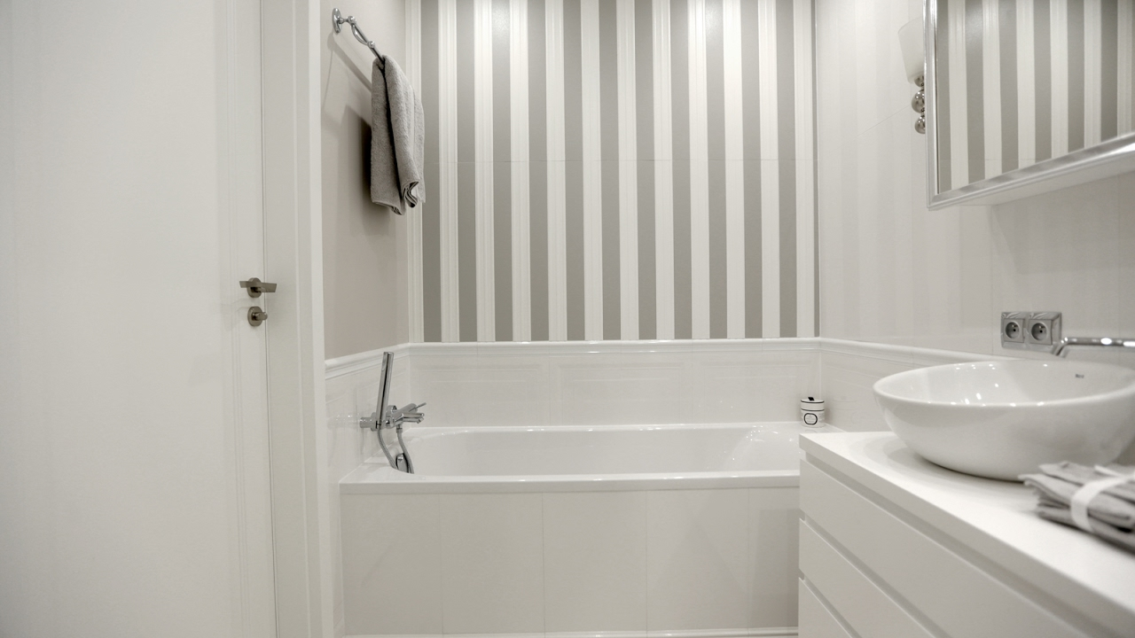 Szybkie Metamorfozy Odc 124 łazienka W Bieli Aranżacje Wnętrz Projektowanie Wnętrz