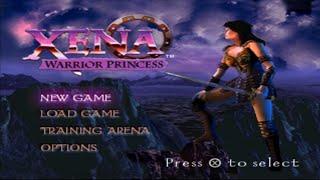 Download Game Xena : Warrior Princess | Link + Cara Instal