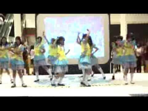 Gresik48 ~ Kitagawa Kenji-Ponytail to Shushu Dance Cover