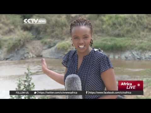 Drama plays out during Maasai Mara migration
