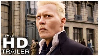 FANTASTIC BEASTS 2 Trailer 2 (2018) thumbnail