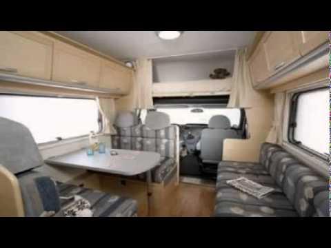 Ford Transit Camper Interior