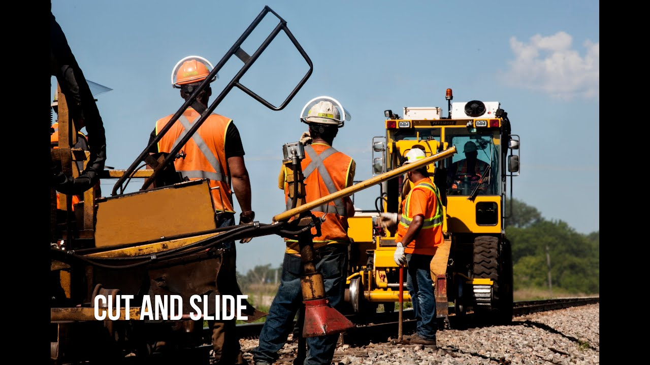 Cut and Slide / Crop and Weld Service