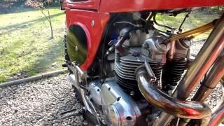 Rickman Triumph Metisse.MTS
