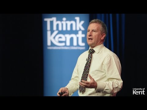 Life as a Sociolinguist | Dr David Hornsby | Think Kent
