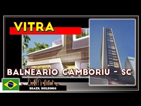 Brazil Tallest Buildings | Vitra | Balneário Camboriú - SC