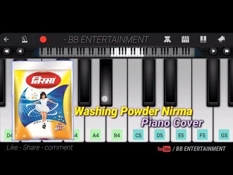 washing-powder-nirma-ad---piano-cover-||-bb-entertainment-piano-||-epic