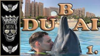 MÖVENPICK IBN BATTUTA GATE HOTEL DUBAI | SNÍDANĚ | DUBAJ VLOG | 1 DEN  | KAM NA DOVOLENOU S MDM