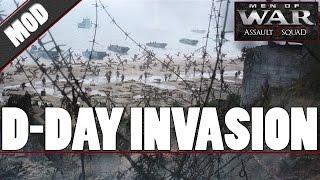 Men of War: Assault Squad 2 - D-DAY - (MOD)
