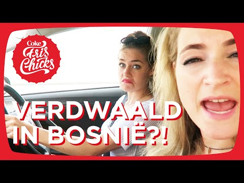 Wander #2 Verdwaald in een vreemd land?! - FrisChicks