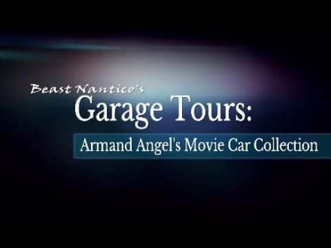 Garage Tours: Armand Angel's Movie Car Collection | GTA Online
