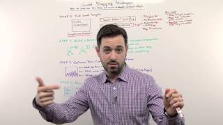 Guest Blogging Strategies - Whiteboard Friday Moz