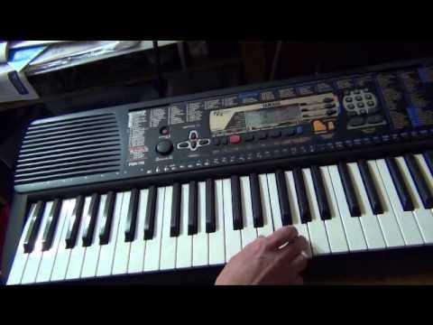 lesson 1 organ yamaha psr 195 introduce the voices by loan rh youtube com yamaha psr 195 manual yamaha psr-175 manual