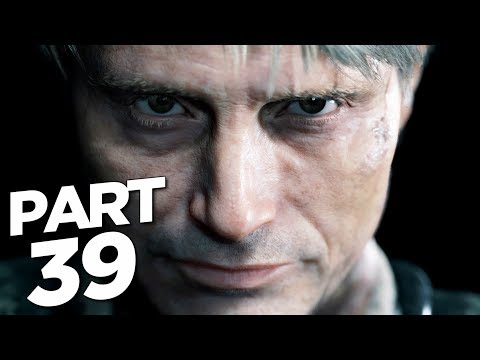 SECOND CLIFFORD BOSS FIGHT in DEATH STRANDING Walkthrough Gameplay Part 39 (FULL GAME)