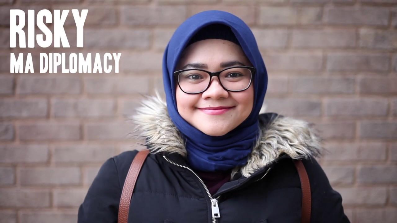Masters Degree in Diplomacy - University of Birmingham