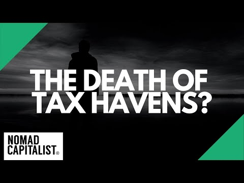 The Death Of Tax Havens?