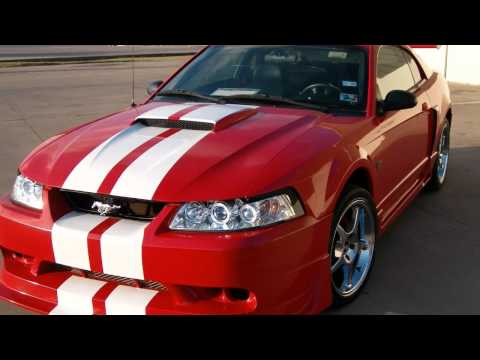 Mustang Racing Stripes At AmericanMuscle.com