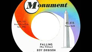 1963 HITS ARCHIVE: Falling - Roy Orbison