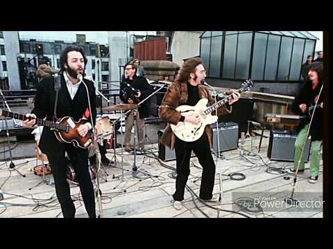 Dig a Pony Beatles
