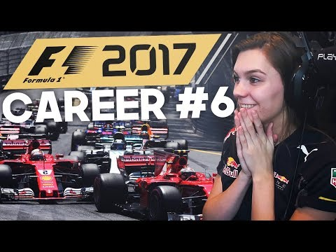 GRIDPENALTY LUCK! F1: 2017 CAREER MODE DUTCH! #6 MONACO! (F1: 2017 Gameplay)