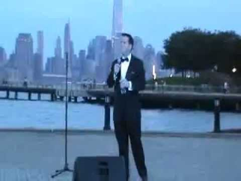 Roy Mezzapelle - Nice and Easy - Sinatra Park, Hoboken, NJ