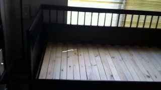 Ikea Hemnes Daybed Assembly Service Video In Dc Md Va By Furniture Assembly Experts Llc