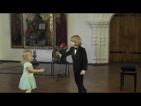 Elisey Mysin F. Chopin Mazurka Op.7 N.1 Festival Alma Mater Susdal  年輕的鋼琴家和作曲家 8 Years