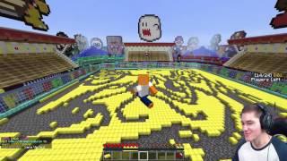 """Minecraft Party #33 - """"F5 Challenge?!"""" w/Vertez"""