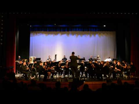 "LQHS Concert Band performs ""Jungle Dance"" by Brian Balmages"