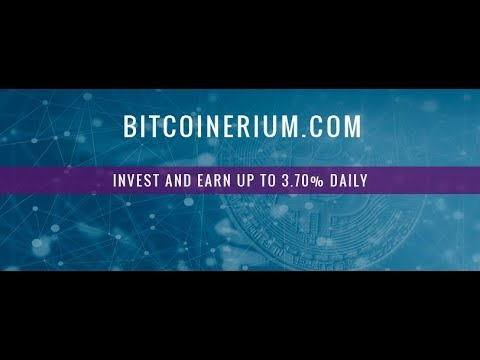 Bitcoinerium Day 2! Interest is awesome! Bitconnect affiliate offer!!!