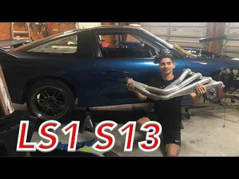 Noob Mechanics Work on LS1 S13