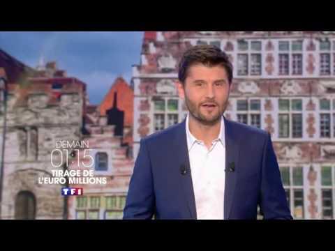 Tirage De L Euromillion Demain 1h15 Tf1 25 5 2017 Youtube