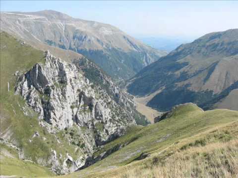 Stornelli umbri - So' stato alla montagna alla Sibilla