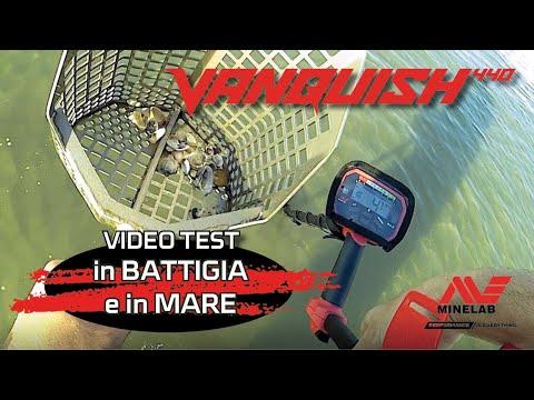 VANQUISH 440 Test