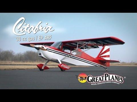 Spotlight: Great Planes Citabria GP/EP ARF
