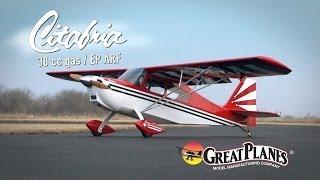 Great Planes Giant Citabria GP/EP ARF 85
