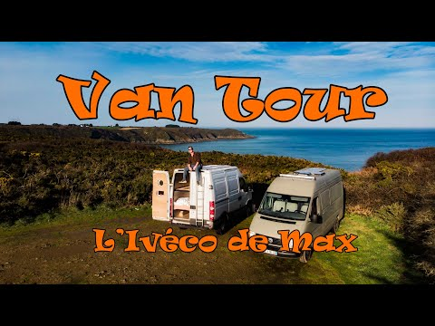 VAN TOUR - Le Fourgon Aménagé De Max