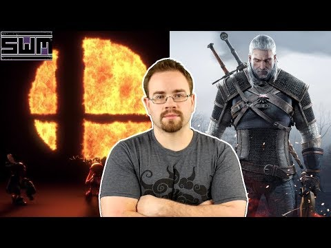 Smash Bros Switch, Geralt Guest Appearance, Retro Studios And Your Comments! | News Wave WIR