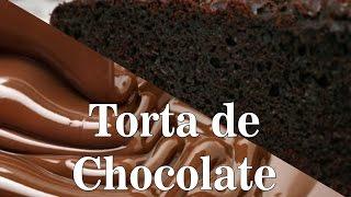 torta de chocolate HÚMEDA- FÁCIL